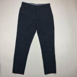 J. Crew Men's Bowery Slim Chino Pants Size 32x32
